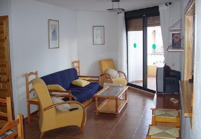 Apartamento en Zahara de los atunes - Apartamento con piscina a800 mde la playa