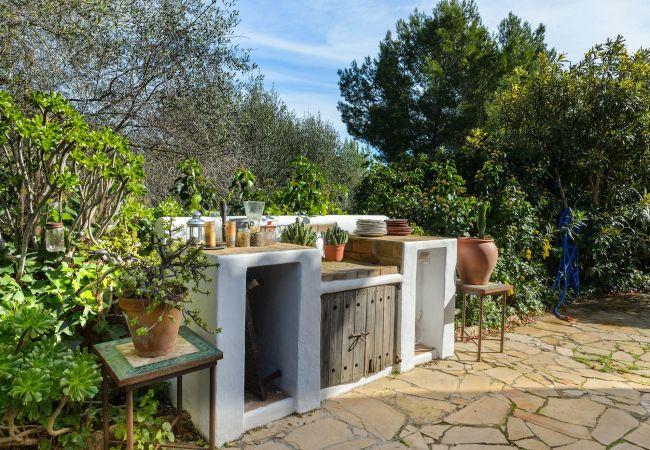 Villa en Ibiza - Villa para 8 personas en Ibiza
