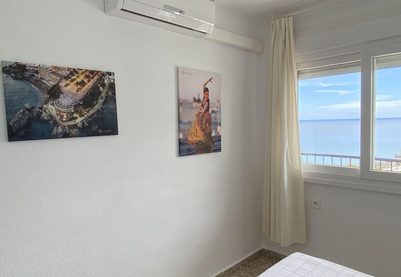 Apartamento en Nerja - Apartamento para 4 personas a50 mde la playa