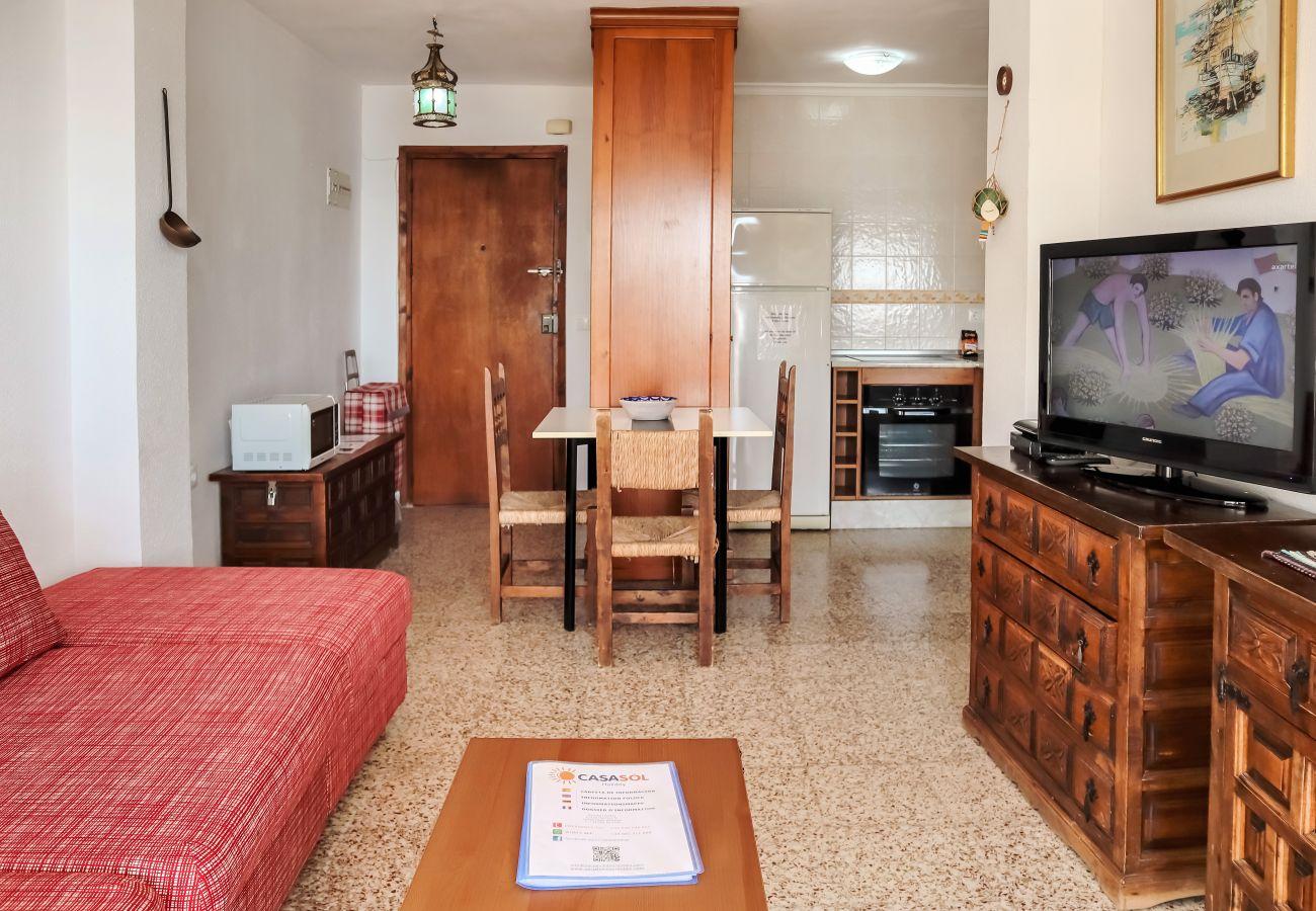 Apartamento en Nerja - Apartamento para 2 personas a50 mde la playa
