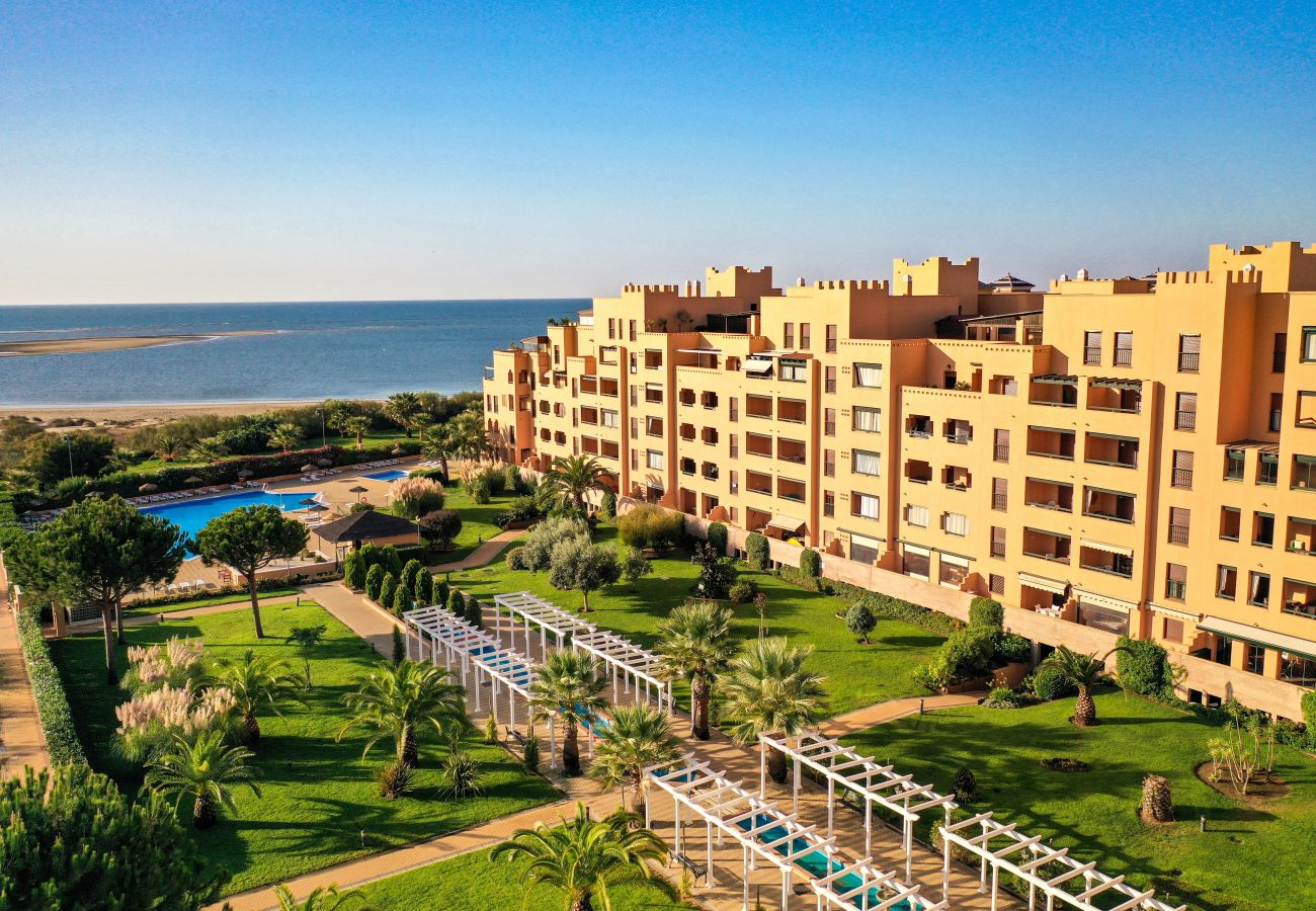 Apartamento en Isla Canela - Apartamento para 4 personas a100 mde la playa