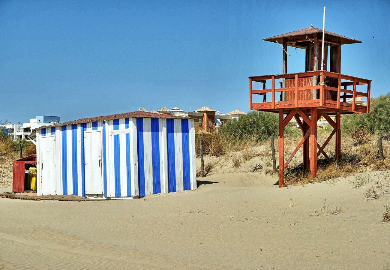 Apartamento en Punta del Moral - Apartamento para 5 personas a50 mde la playa