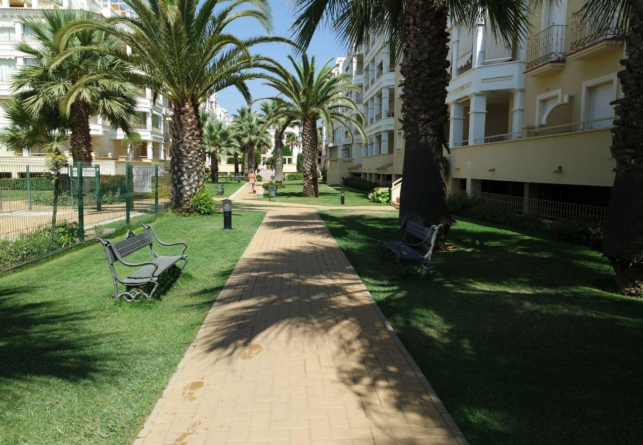 Apartamento en Punta del Moral - Apartamento para 4 personas a50 mde la playa