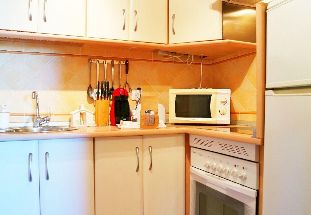 Apartamento en Isla Canela - Apartamento para 3 personas a50 mde la playa