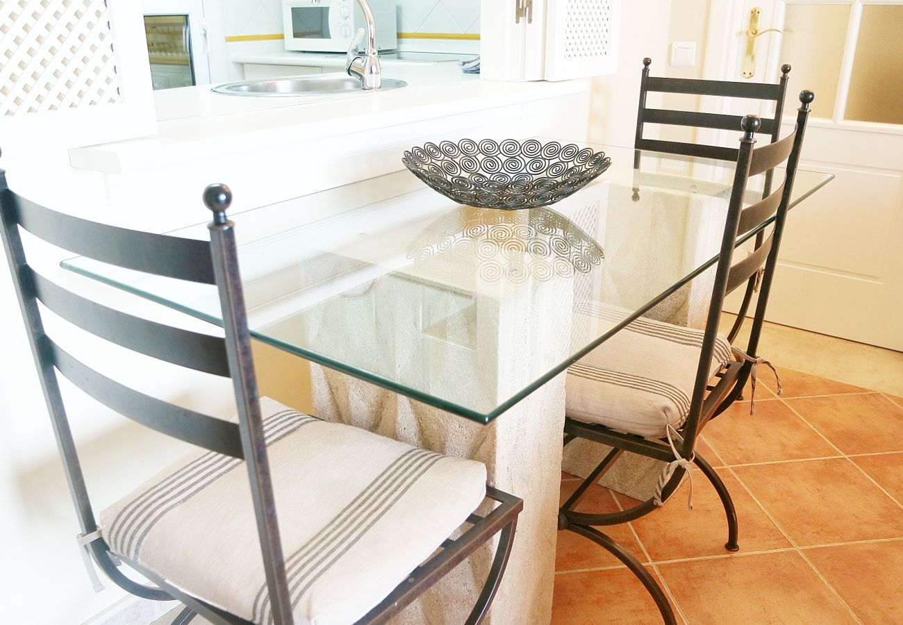 Apartamento en Punta del Moral - Apartamento de 2 dormitorios a150 mde la playa