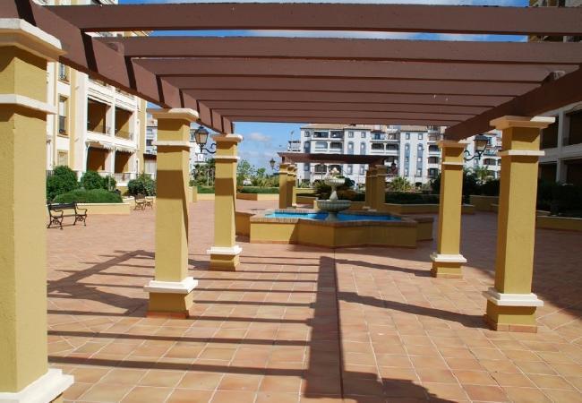 Apartamento en Punta del Moral - Apartamento con piscina a100 mde la playa