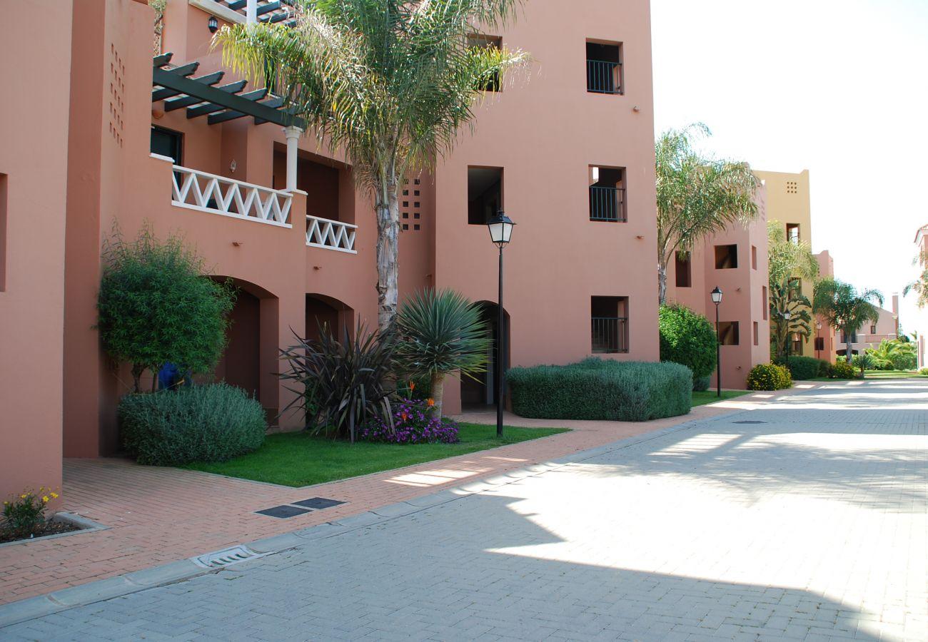Apartamento en Isla Canela - Apartamento con piscina en Isla Canela