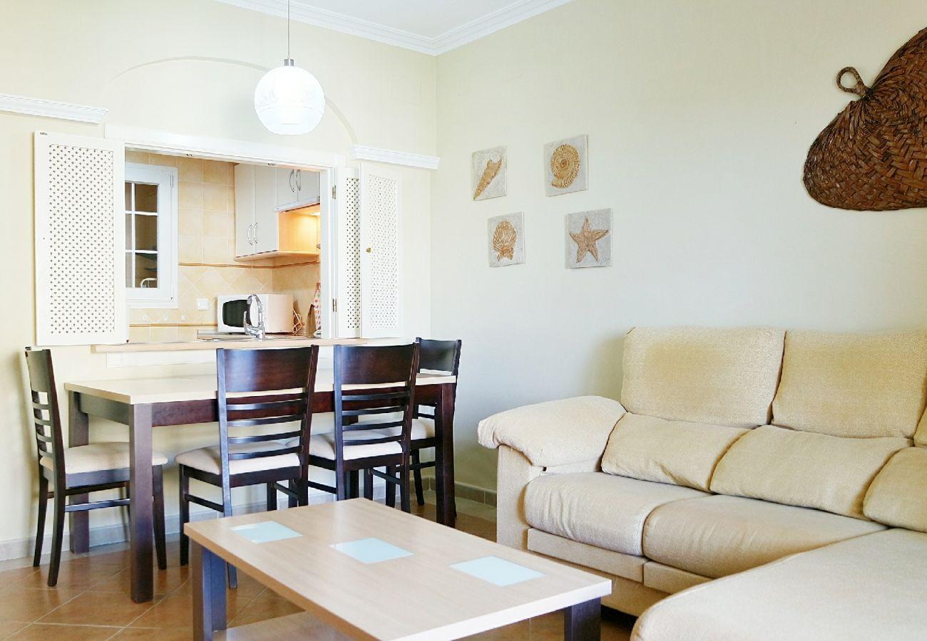 Apartamento en Isla Canela - Apartamento de 2 dormitorios a50 mde la playa