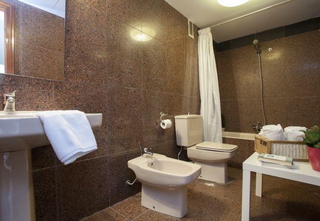 Apartamento en Valencia - Apartamento con aireacondicionado en Valencia