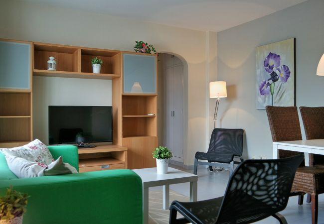 Apartamento en Ayamonte - Apartamento con aireacondicionado a900 mde la playa