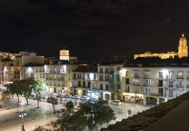 Apartamento en Málaga ciudad - ATICO MERCED A