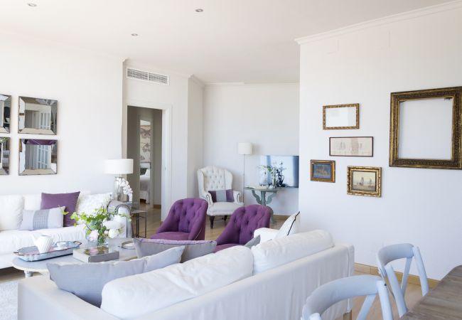 Apartamento en Málaga - Marina Square Sea view