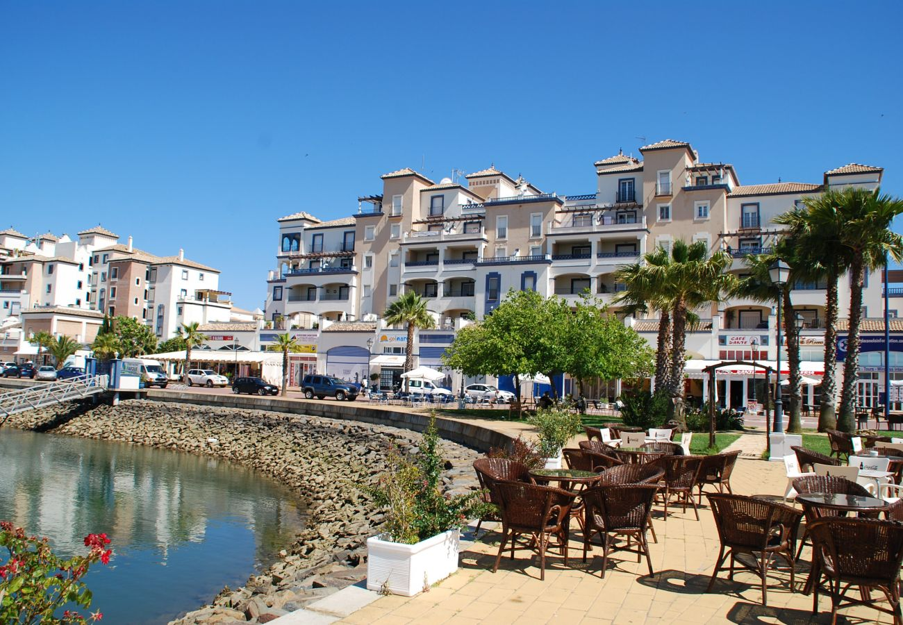 Apartamento en Punta del Moral - Apartamento de 2 dormitorios a100 mde la playa