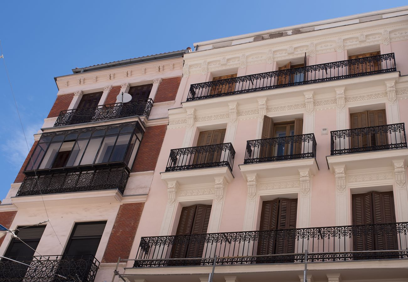 Apartamento en Madrid - Apartment Madrid Downtown Puerta del Sol M (PRE2C)