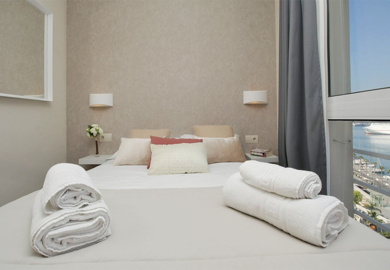 Apartamento en Málaga - Malagueta Urban Beach I