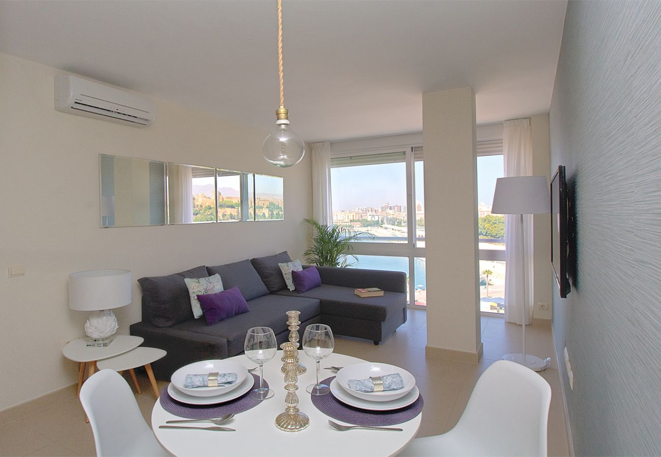 Apartamento en Málaga - Malagueta Urban Beach II
