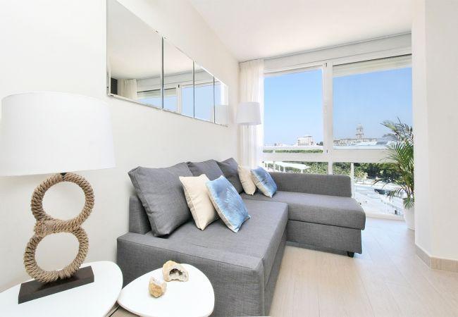 Apartamento en Málaga - iloftmalaga Malagueta Urban Beach III