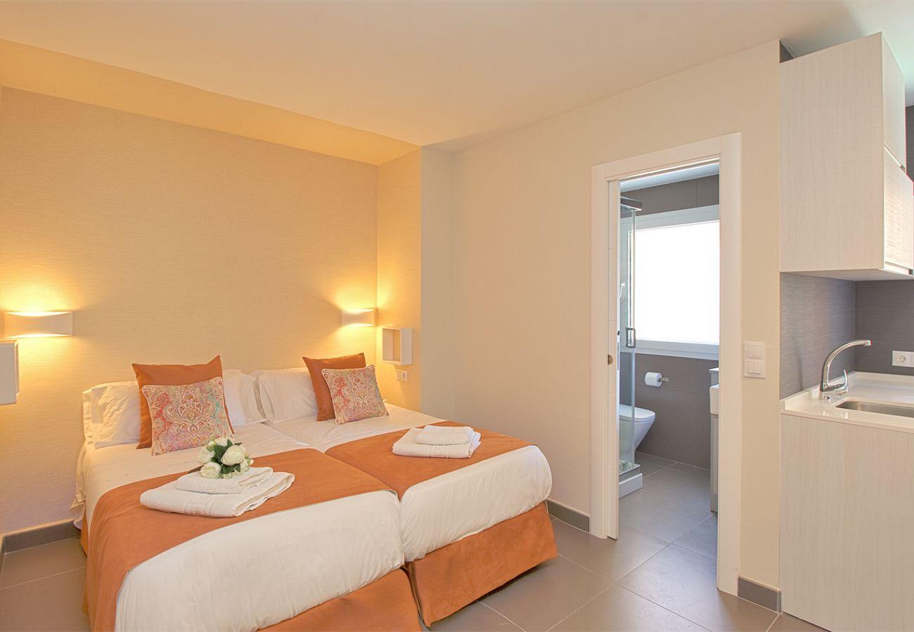 Apartamento en Málaga - iloftmalaga Malagueta Urban Beach V
