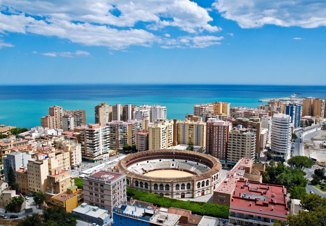 Apartamento en Málaga - Malagueta Urban Beach VII