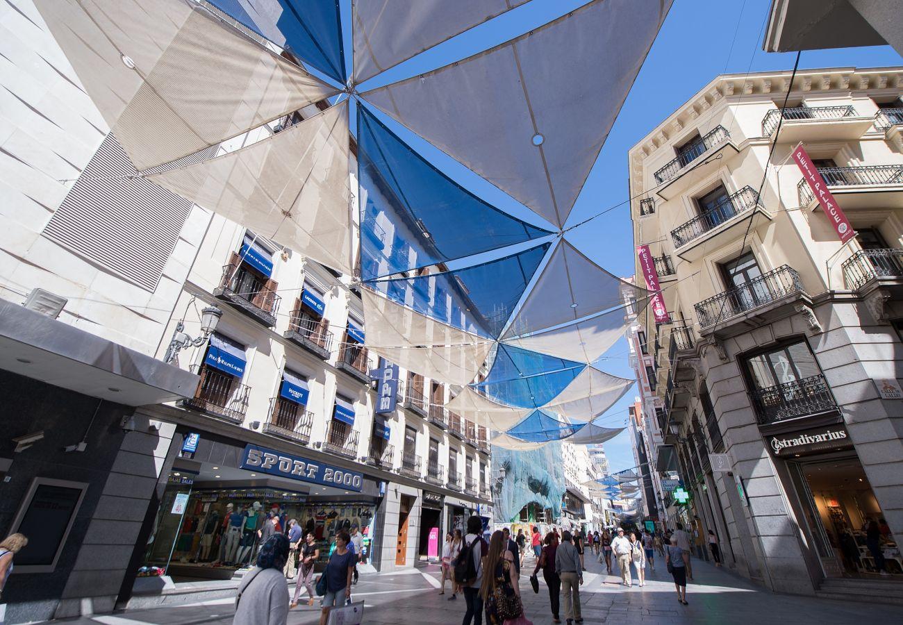 Apartamento en Madrid - Downtown Madrid centro Cibeles M (LM7)