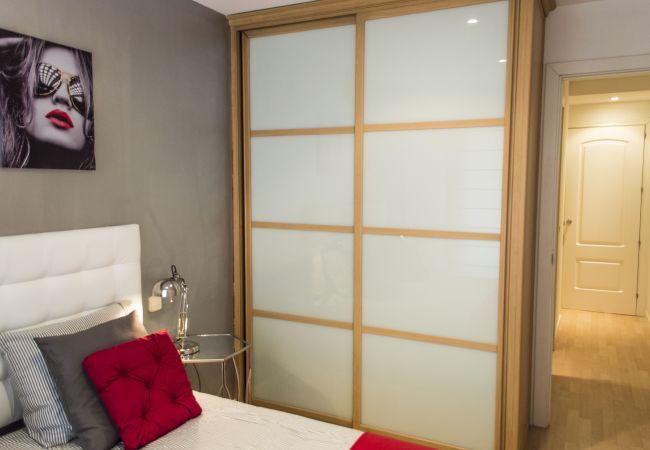 Apartamento en Madrid - Sexy Duplex Santiago Bernabéu. 1 Room, 4 Pax.