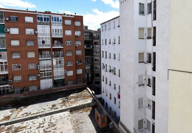 Apartamento en Madrid - Ático MADRID Downtown Museo Reina Sofía-Atocha (DF21)