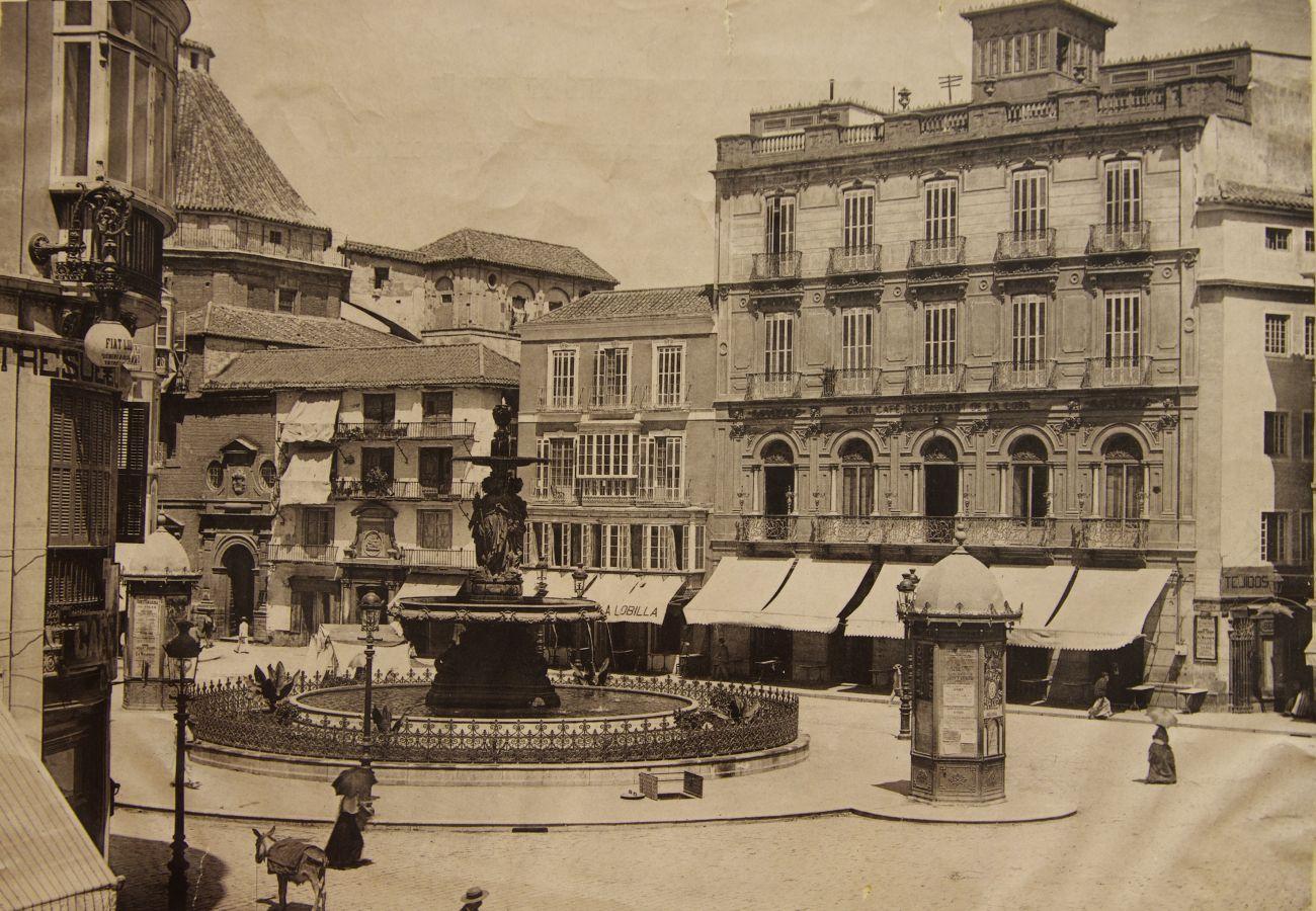 Apartamento en Málaga - Plaza de la Constitución I
