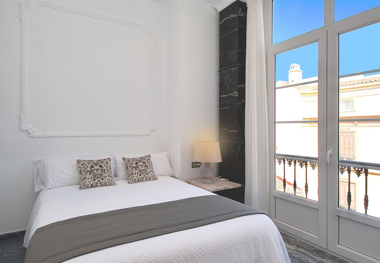 Apartamento en Málaga - Plaza de la Constitución VIII