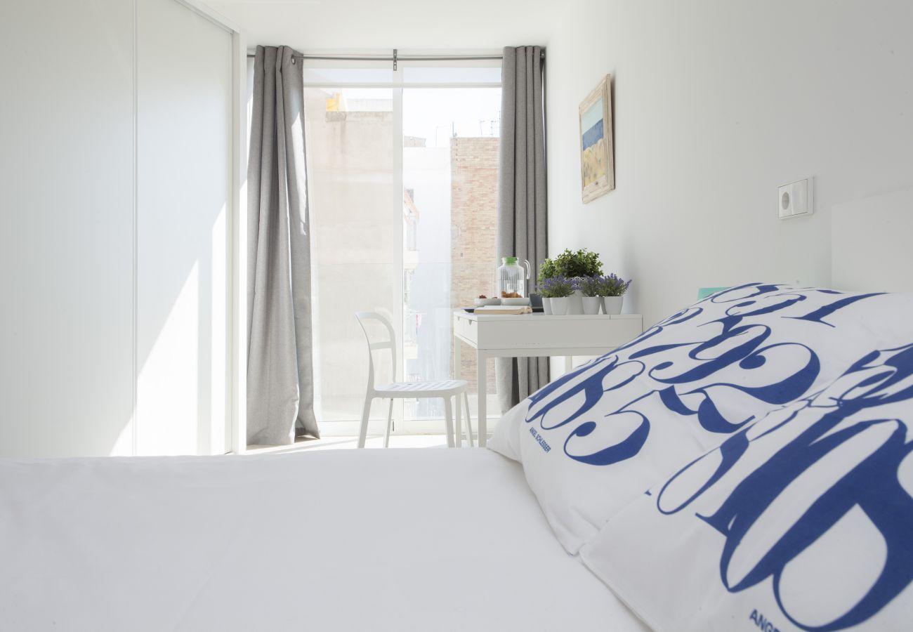 Apartamento en Valencia - Apartamento con aireacondicionado en Valencia / València