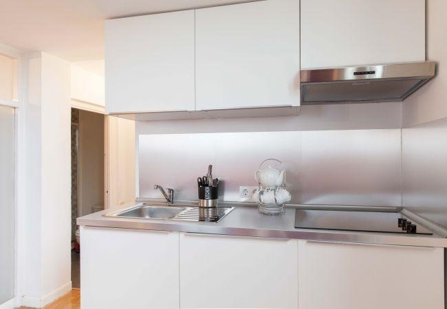 Apartamento en Madrid - ZZ M (ALC5C) Céntrico dúplex en frente del retiro