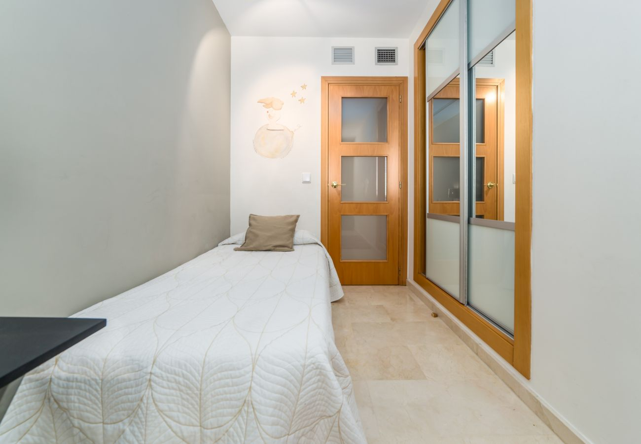Apartamento en Valencia - Oceanográfico