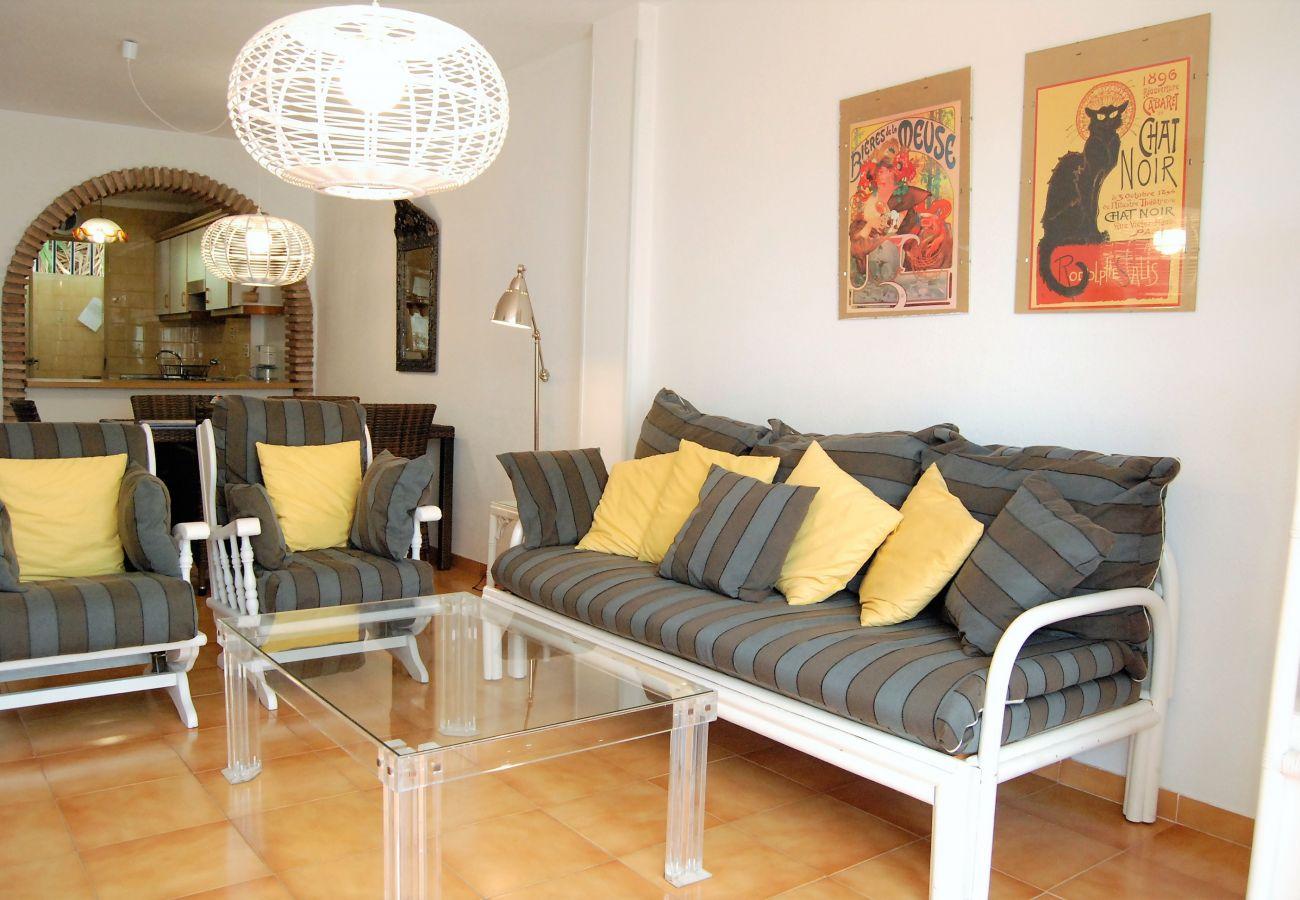Apartamento en Nerja - Apartamento de 2 dormitorios a200 mde la playa