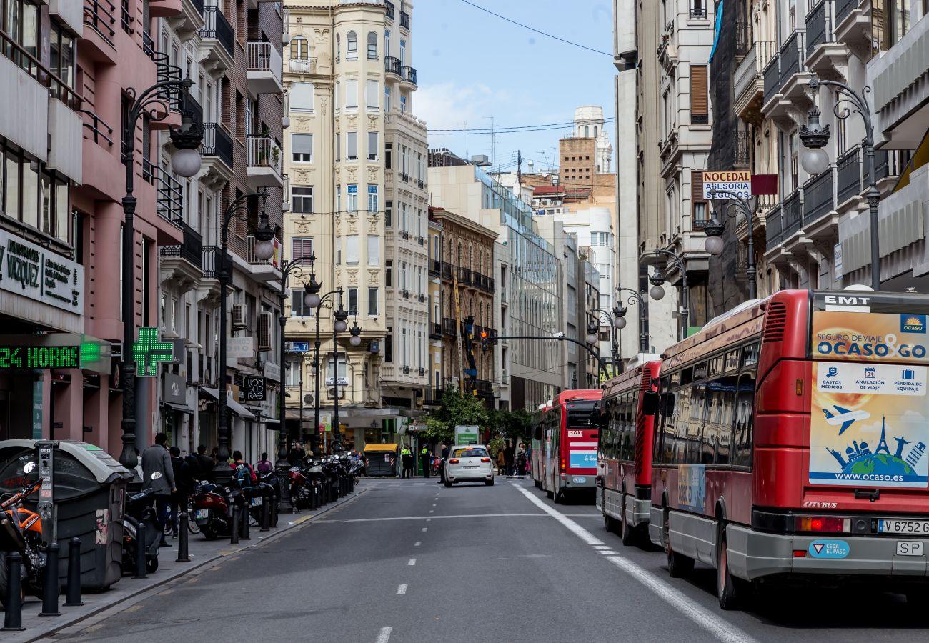 Apartamento en Valencia - Travel Habitat - Centro