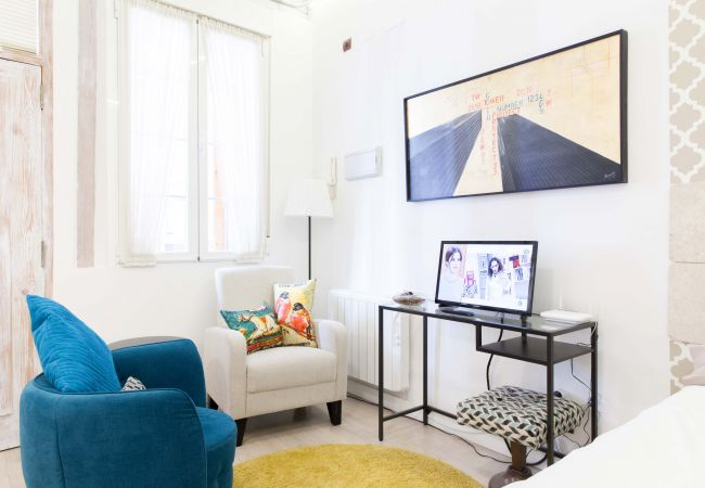 Estudio en Madrid -  Espectacular Studio Madrid Chueca M (PIA3º)