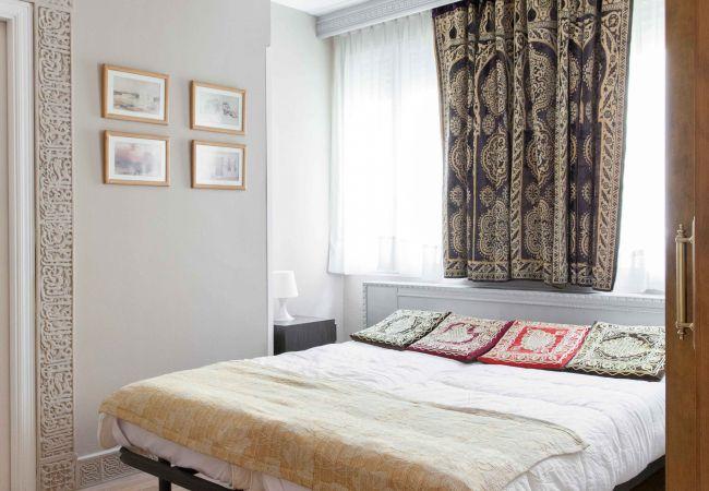 Apartamento en Madrid - M (GAL100) Apartamento de lujo en Chamberí