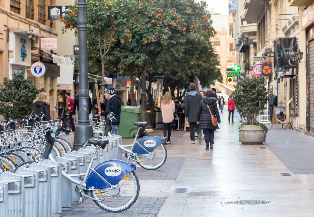 Apartamento en Valencia - TH Ayuntamiento 1B