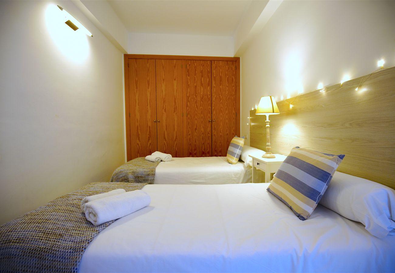 Apartamento en Palma de Mallorca - Apartamento con aire acondicionado a1 kmde la playa