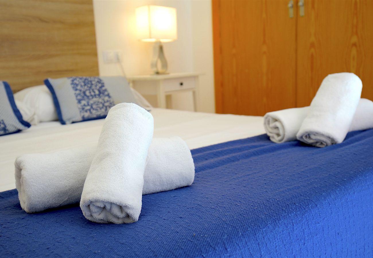 Apartamento en Palma de Mallorca - Apartamento para 4 personas a1 kmde la playa