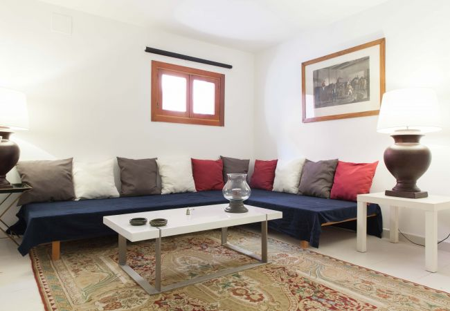 Chalet en Madrid - GARDEN House Downtown MADRID CENTRO M (AXIII83)