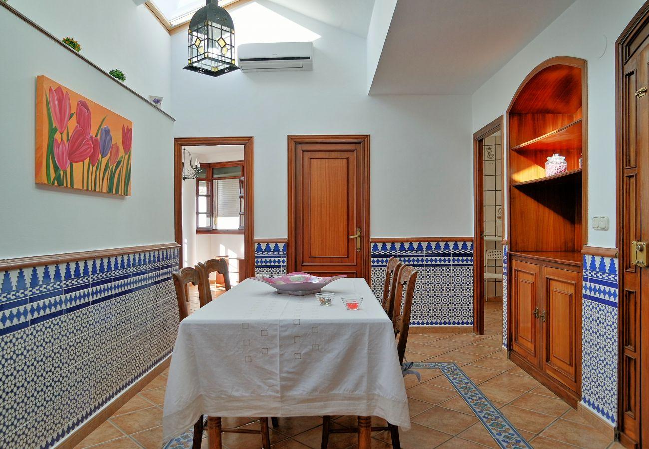 Casa en Ayamonte - Casa con aire acondicionado en Ayamonte