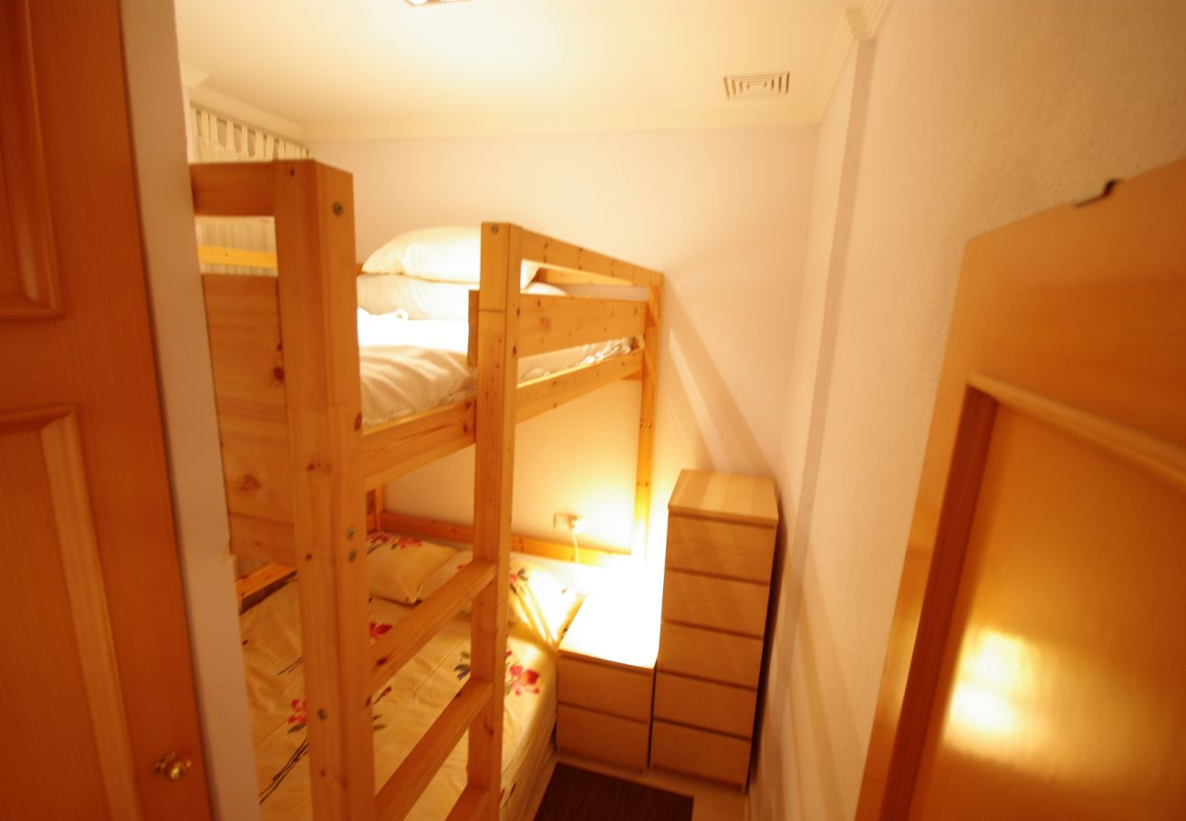 Apartamento en Tarifa - Apartamento para 5 personas a10 mde la playa