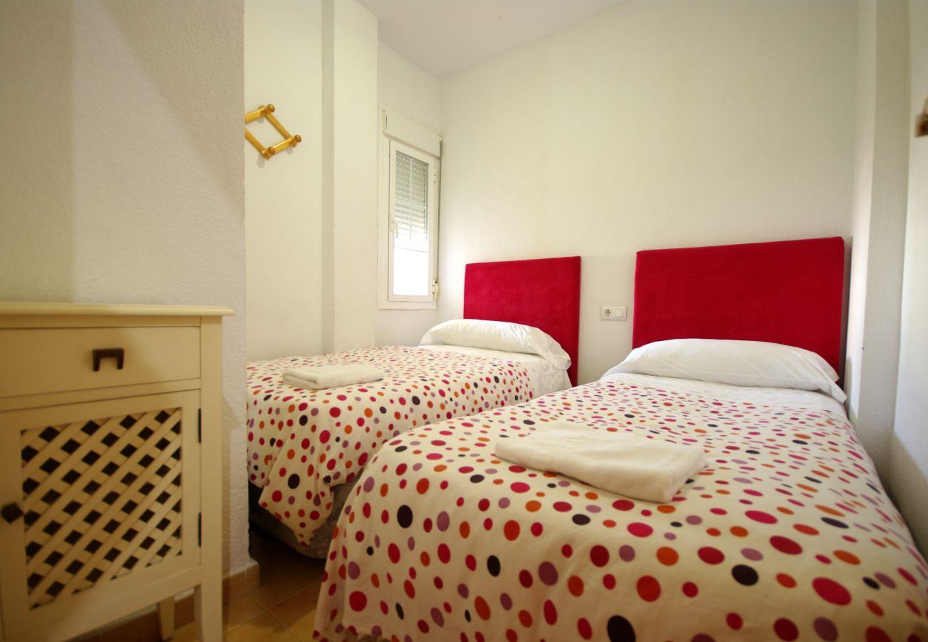 Apartamento en Tarifa - Apartamento para 4 personas a10 mde la playa