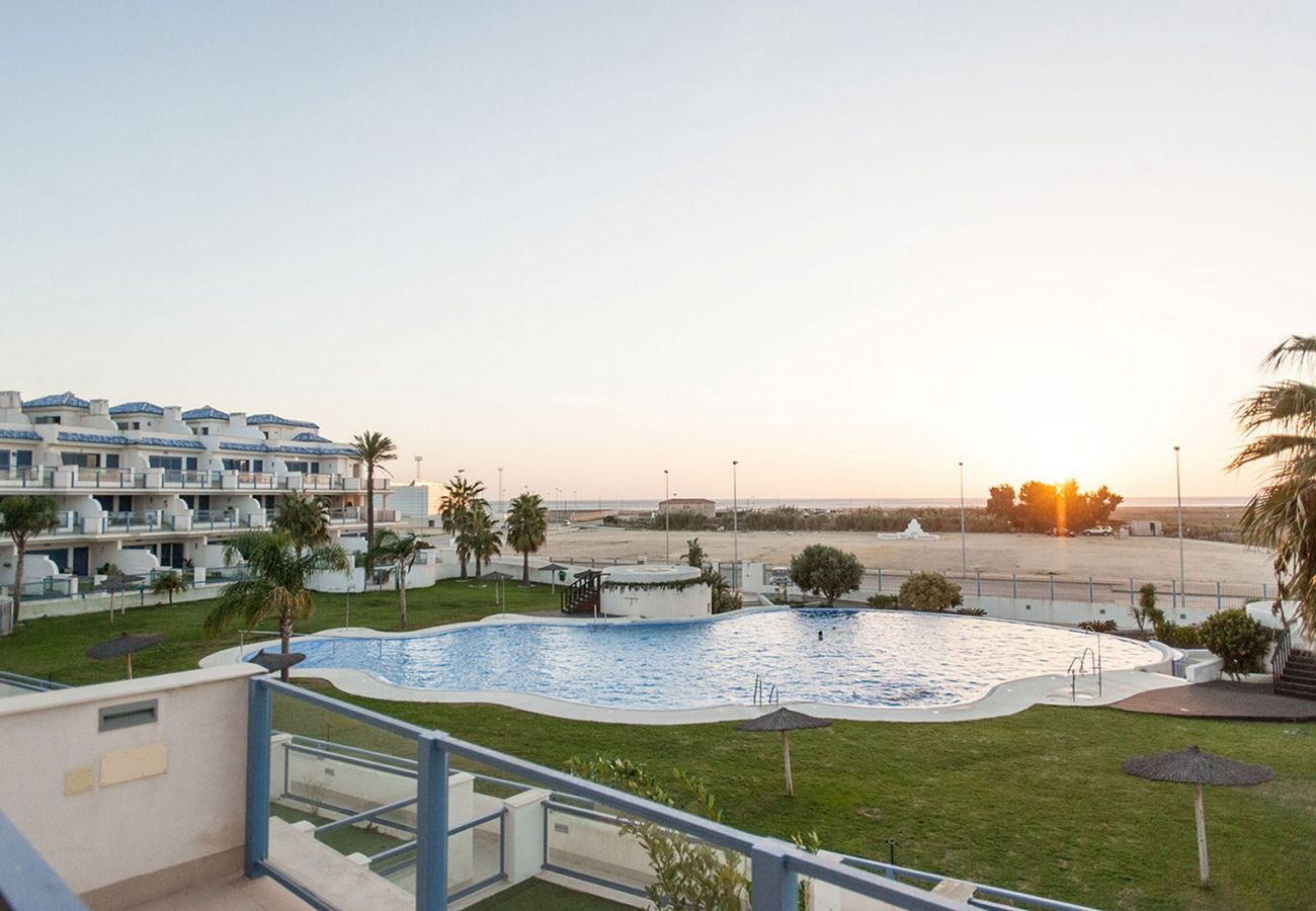 Apartamento en Tarifa - Apartamento para 4 personas a30 mde la playa