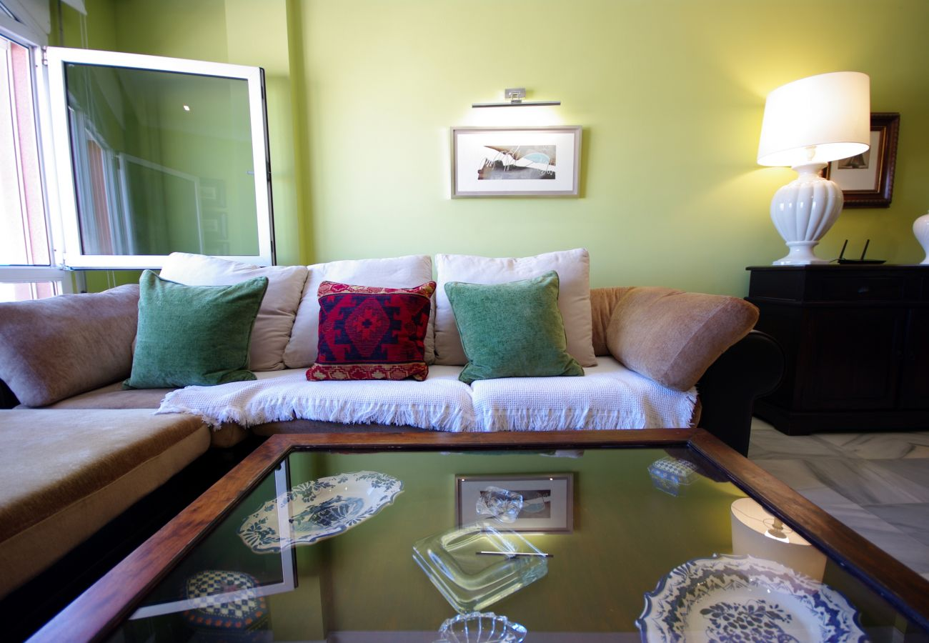 Apartamento en Tarifa - Apartamento para 4 personas en Tarifa