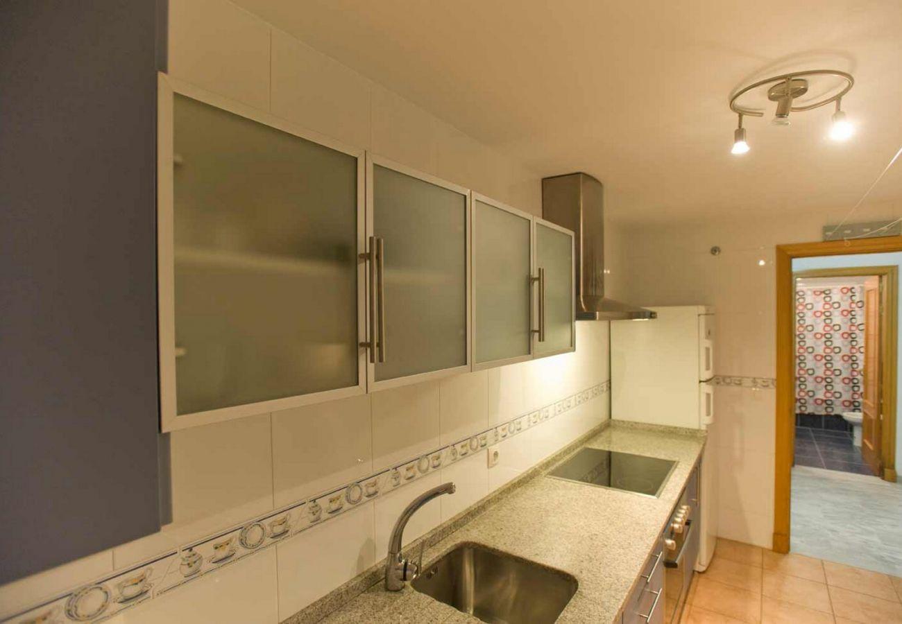 Apartamento en Tarifa - Apartamento para 4 personas a100 mde la playa