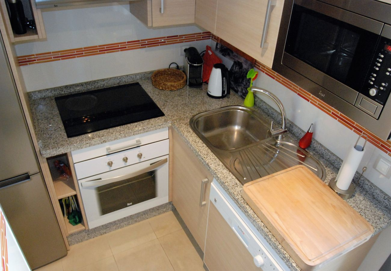 Apartamento en Nerja - Apartamento para 4 personas a500 mde la playa