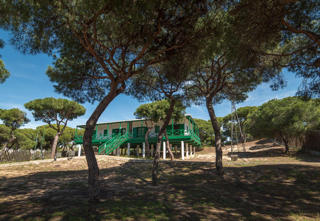 Apartamento en Punta Umbria - Apartamento para 5 personas a200 mde la playa
