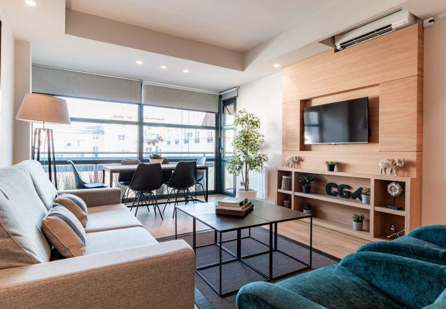 Apartamento en Madrid - Apartamento de 2 dormitorios en Madrid