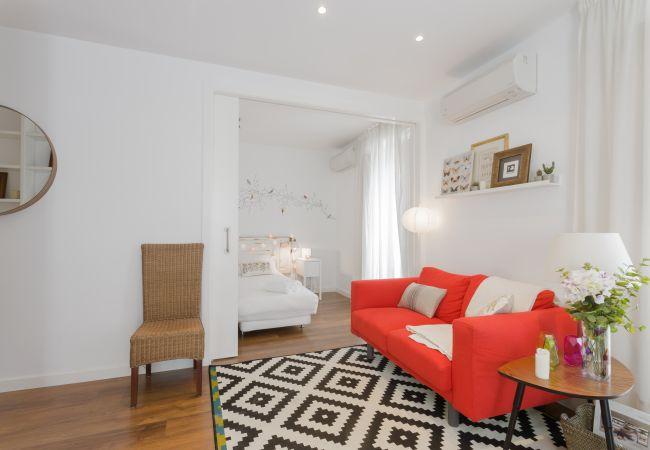 Apartamento en Madrid - Apartamento con aireacondicionado en Madrid