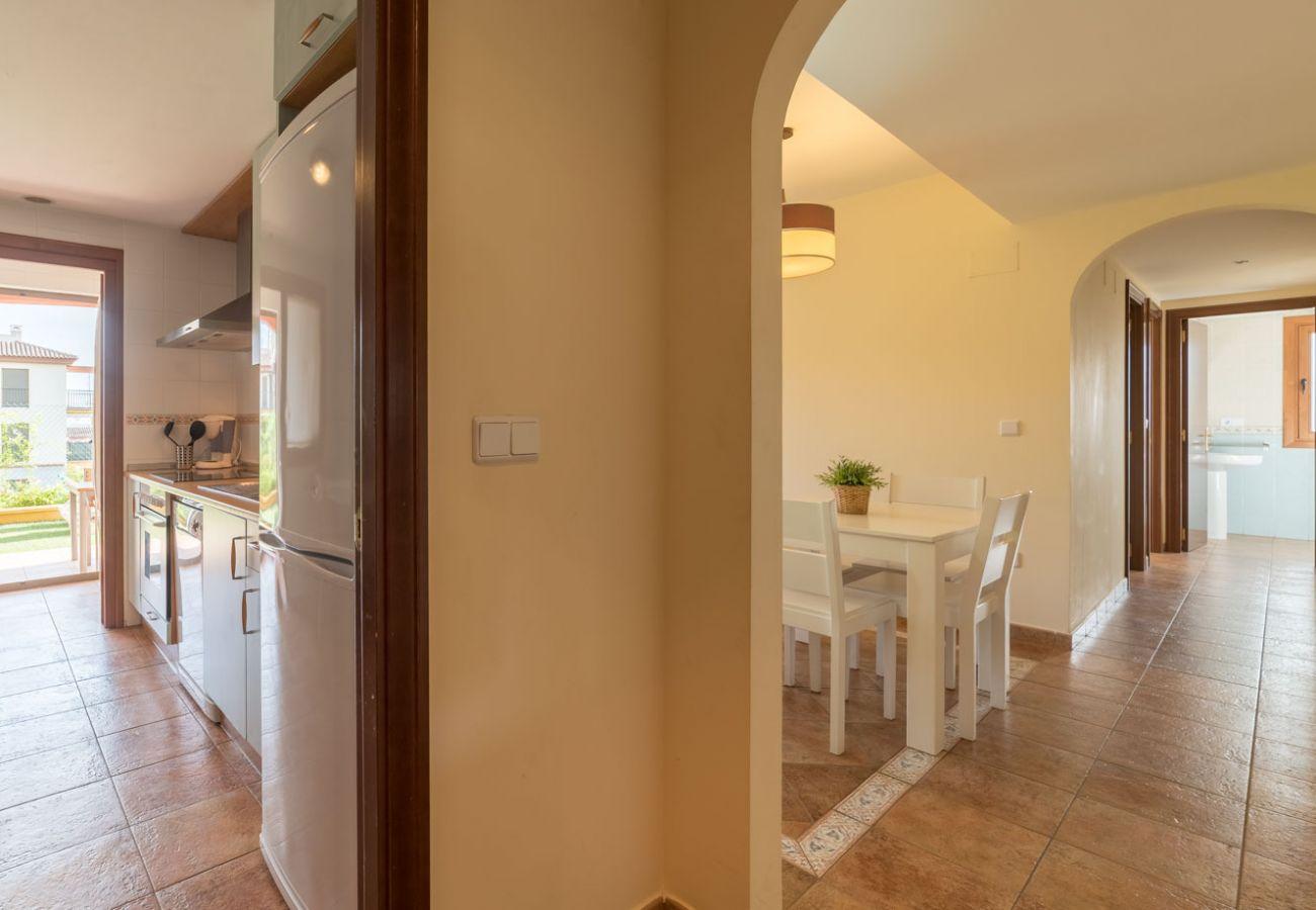 Apartamento en Ayamonte - Apartamento para 8 personas en Ayamonte